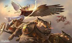 Rune: Ragnarok - Freya by KangJason