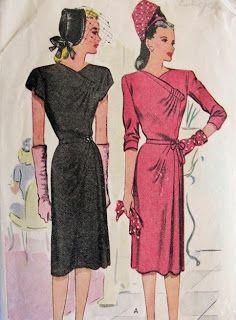 a1dc20d345ce 23 bästa bilderna på 20th century   Vintage fashion, Fashion vintage ...