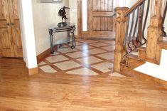 Hardwood Flooring, Awesome Brown Wood Modern Design Hardwood Flooring Kitchen Be Hardwood Floor Tile Hardwood Floor Tile Transition Strip Hardwood Floor Tile Transition Hardwood Floor T: Trendy Hardwood Floor Tile