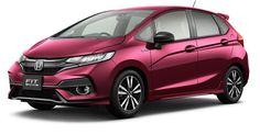 2018 Honda Fit / Jazz Reveals Itself On Japanese Website #Galleries #Honda_Fit