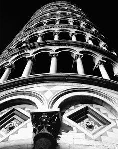 Torre de Pisa, na Itália, por David Blaikie #Photography