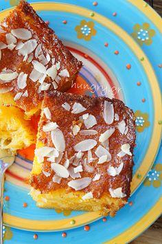 Μανταρινόπιτα Σιροπιαστή Syrup Cake, Chocolates, Greek Recipes, French Toast, Sweets, Baking, Breakfast, Yolo, Puddings