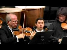 Mozart Sinfonia Concertante for Violin,Viola and Orchestra