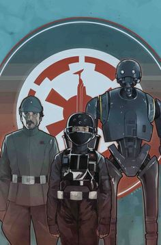 'Rogue One: A Star Wars Story' - Comic Adaptation - Issue #005 - Cover by Phil Noto