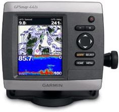 Garmin 441s Marine GPS Chartplotter Reviews