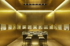 Dolce & Gabbana store by Curiosity, Tokyo - Japan