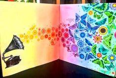 Olá, resolvi falar sobre esses livros de colorir para adultos que viraram febre, até comprei um pra mim :) Estou ansiosa esperando meu Jardi...