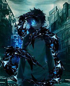 Anime Fans For Anime Fans - Gekiga Manga Anime Demon Boy, Evil Anime, Dark Anime Guys, Cool Anime Guys, Cute Anime Boy, Otaku Anime, Yuumei Art, Dibujos Anime Chibi, Anime Boy Zeichnung