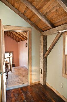 Glen King Post Barn Home - Heritage Restorations