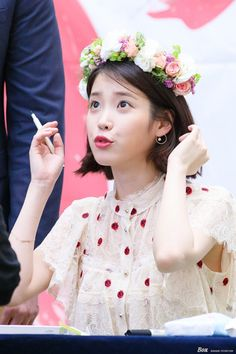 IU Queen, Korean Actresses, Little Sisters, Flower Girl Dresses, Singer, Wedding Dresses, Kpop, Asian, Collection