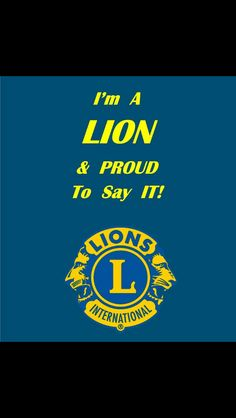 Event Calendar, Lions International Logo, Lion Poster, Atlanta, Posters, India, Club, Thoughts, Poster
