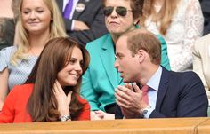Kate and Will make one adorable duo.