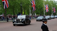London Jubilee celebrations