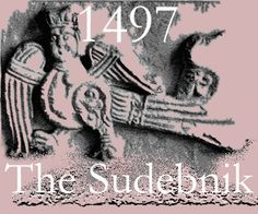 The Sudebnik of 1497 ~ Look at a copy of the famous law code designed by Ivan III.  What does this tell you about society, politics, & economy of early Russia?  Use at least 3 specific laws to illustrate your answers.  What is one way that this law code is similar to laws found in the present USA?