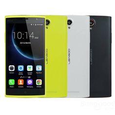 LEAGOO Elite 5 5.5-inch Android 5.1 MTK6735 Quad-core Smartphone Sale-Banggood.com