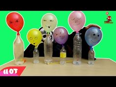 Baby Songs for Learning Colors with Balloons     Family Finger with Real...