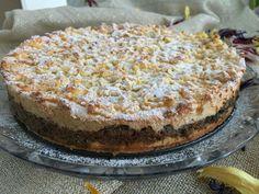 Jablkovo-makový koláč (fotorecept) - recept | Varecha.sk Tiramisu, Ethnic Recipes, Food, Basket, Essen, Meals, Tiramisu Cake, Yemek, Eten