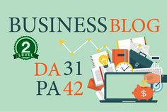 provide Guest Post in Business blog by alexhayden09