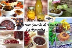 Marmellate+confetture+succhi+di+frutta+-+Raccolta