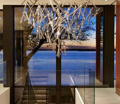 Custom IXI Suspension Light Makes a Statement in any Space