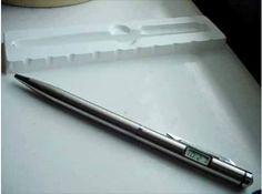 Saatli kalem
