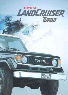 Toyota Land Cruiser FJ70