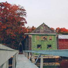 Camden Maine boathou