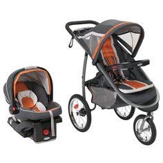 SYSTEME VOYAGE 3 ROUES TANGERINE Having A Baby Boy, Baby Strollers, Children, Pregnancy, Sport, Bebe, Travel, Wheels, Baby Prams