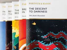 Fortnum & Mason: Chocolate Library – Francesca Sanna