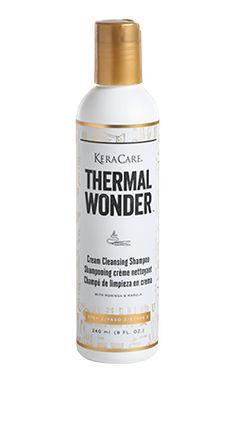 Cream Cleansing Shampoo - KeraCare