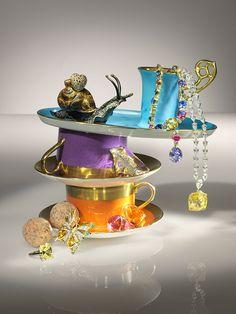 KARIN BERNDL • Jewellery still life, Tatler UK