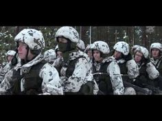 Footage from the Finnish military forces (Försvarsmakten - Puolustusvoimat) Defence Force, Military, Youtube, Youtubers, Military Man, Youtube Movies, Army