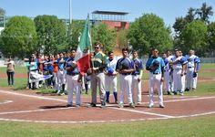 Inauguran el 4to torneo de la liga Inter Estatal de Béisbol de Nuevos Valores 2016 ~ Ags Sports