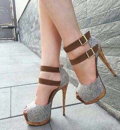 Fashion For High Heels 2018