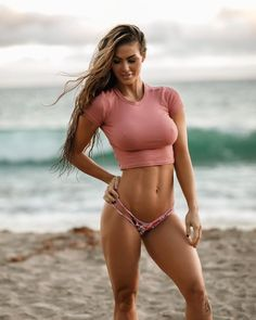 Sexy Toned and Fit Babes: Archive Sexy Bikini, Bikini Girls, Pink Bikini, Bikini Babes, Thong Bikini, Bikini Azul, Fit Women, Sexy Women, Mädchen In Bikinis