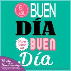 #BodySanctuary #Motivacion #Frases #Salud #Belleza Hoy es un buen día para…  Body Sanctuary -- Santa Fé -- WTC -- Satélite Tels. (55) 2591 0403 / (55) 9000 1570 / (55) 1663 0375 E-mail: info@bodysanctuary.com.mx Web: http://www.bodysanctuary.com.mx/