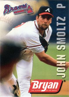 198 Best John Smoltz Images In 2018 Atlanta Braves