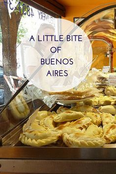 A Little Bite of Buenos Aires. Recommendations for restaurants, cafes and markets in Argentina's capital.