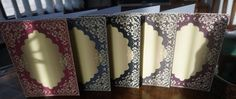 Inspiration Blank Card Fronts Kit by Gill Dean