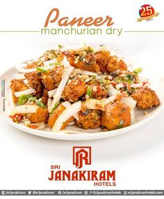 Paneer Manchurian Dry - Delicious Indo-Chineese dish made with delicious vegetables, cooked in Indian Cottage Cheese Really make this evening a awesome one!  #Srijanakiram #Paneer #Machurian #eveningspecial