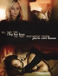 """All this time Clay has been the most trustworthy person you've ever known."" Jeremy ~ Bitten"