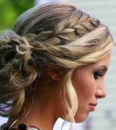 Miraculous Elegant Updo Updo And Romantic On Pinterest Hairstyle Inspiration Daily Dogsangcom