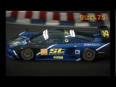 RR Racing Experience SaleenS7R RR Raceway track alt layout TV Cam - YouTube