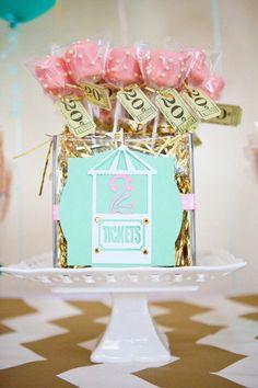 Carousel Cupcake The