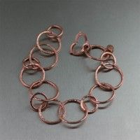 I Love Copper Jewelry offers you an exceptional variety of award winning one-of-a-kind and limited-edition top quality solid handmade copper jewelry by jewelry designer John S. All of our Copper Jewelry is handmade in the USA. Copper Bracelet, Copper Jewelry, Wire Jewelry, Beaded Jewelry, Jewellery, Copper Gifts, Handmade Copper, Custom Jewelry, Handmade Jewelry