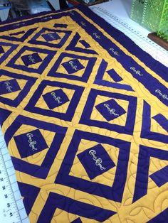 Crown Royal Quilt