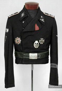 SS-Hauptscharführer Panzer jacket
