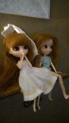Pullip girls