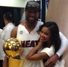 Dwyane Wade And Gabrielle Union Are Engaged