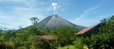 Arenal Volcano, Costa Rica  Loved it here!  Our trip to Costa Rica was my favorite!  So much to do in this area!